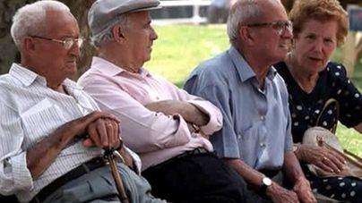 La pensión media de jubilación en Balears alcanza en febrero una cuantía de 991,22 euros