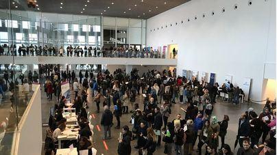 Cort y Govern ingresan 1,4 millones de euros del Palau de Congressos