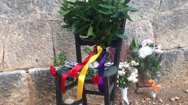 Palma rinde homenaje a las víctimas del franquismo y la Guerra Civil