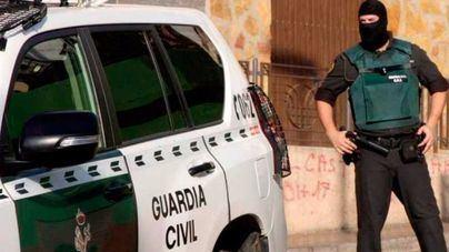 Detenidos los ocho integrantes de una peligrosa banda de asaltantes de casas en la zona de Llevant