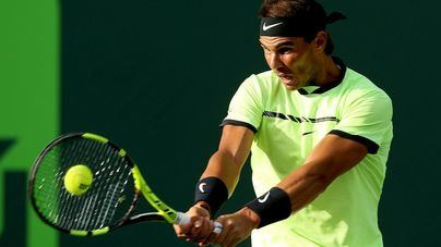 Rafa Nadal se resiente de su la lesión y abandona el torneo de Acapulco