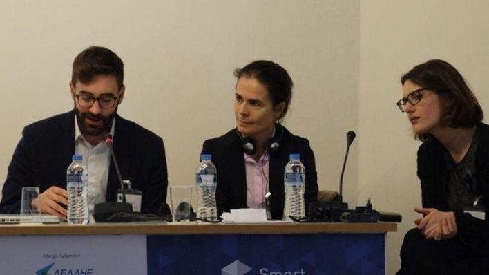 El Govern explica en Atenas su borrador de ley de cambio climático con cero emisiones en 2050
