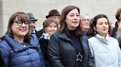 Armengol abre los actos del Dia de Balears apelando al