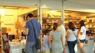 La edición de libros cae un 14,2 por ciento en Balears