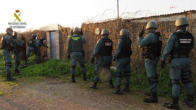 La Guardia Civil recupera los altavoces robados en el concierto a favor de Valtonyc en Felanitx