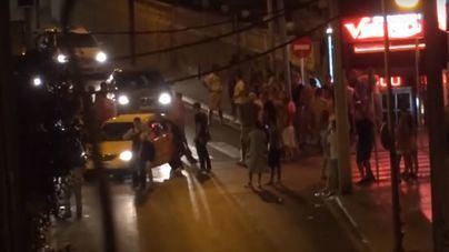 Condenados dos turistas holandeses de viaje de estudios por una paliza a un compatriota en s'Arenal