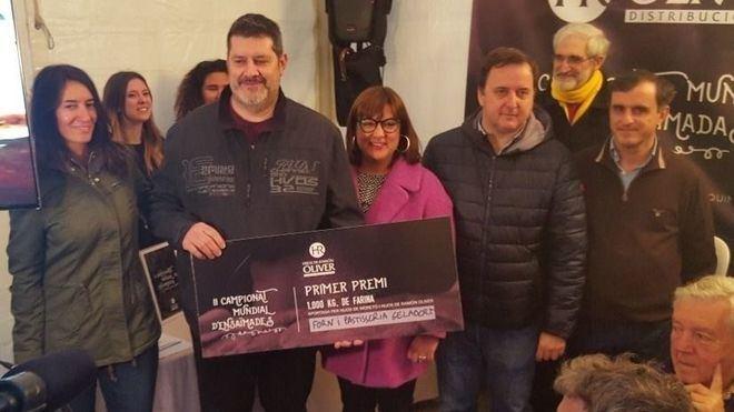 El Forn Gelabert de Llubí gana el Campeonato Mundial de Ensaimadas