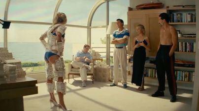 Tarantino reúne a Brad Pitt y a Leonardo Di Caprio en su último film