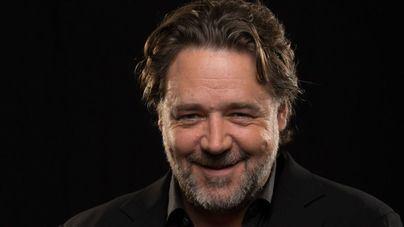 Russell Crowe convierte su divorcio en 'arte'