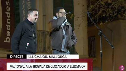 Valtonyc, en los actos oficiales del Dia de Balears y en directo por IB3