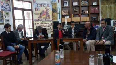 Inca presenta el cartel del festival taurino del 1 de abril