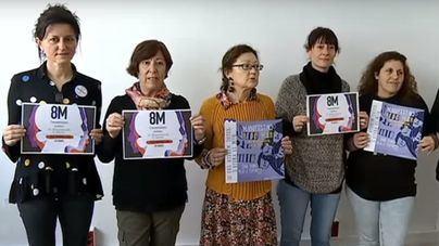Programan 10 actos y una manifestación en Palma con sindicatos y partidos