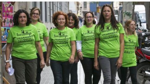 El 85 por ciento de los contratos a mujeres en Balears son temporales