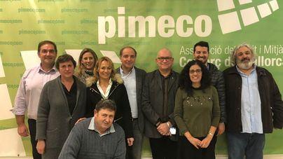 Pimeco reclama más restricciones a las grandes superficies comerciales en Palma, Inca y Manacor