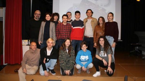 Alumnos de Balears en el concurso nacional de Lego