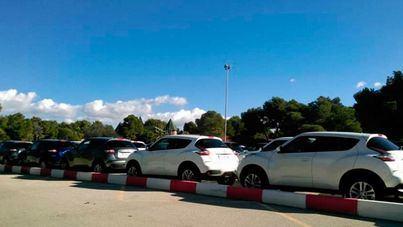 Los rent a car exigen una limitación de coches de alquiler en Mallorca
