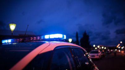 Botes de laca provocan una explosión en una vivienda de Santa Ponça