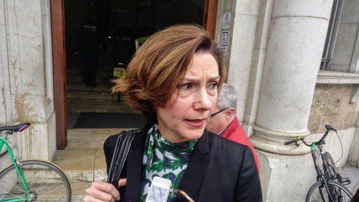 La ex consellera insular de Turismo, Bel Oliver