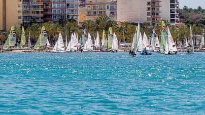 Más de 400 participantes del Trofeo Princesa Sofía Iberostar ya entrenan en Mallorca