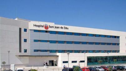 El Hospital Sant Joan de Déu celebra la festividad de su patrón
