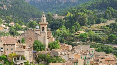 La Serra de Tramuntana acoge cada año a unos 50.000 senderistas