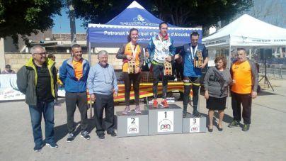 250 corredores en la VII media maratón 'Ciutat d'Alcúdia'