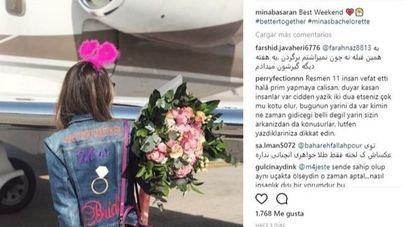Dos españolas entre las once víctimas mortales en un accidente aéreo en Irán