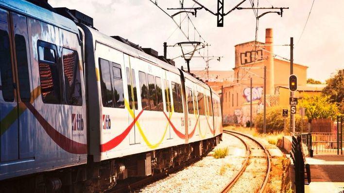 El metro de Palma aumenta un 30 por ciento el número de viajeros