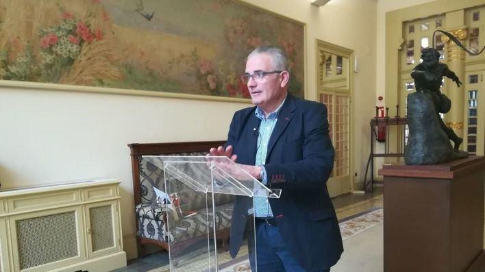 El líder de El Pi, Jaume Font