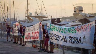Tres investigados por la protesta de Arran contra el turismo afirman que no estuvieron