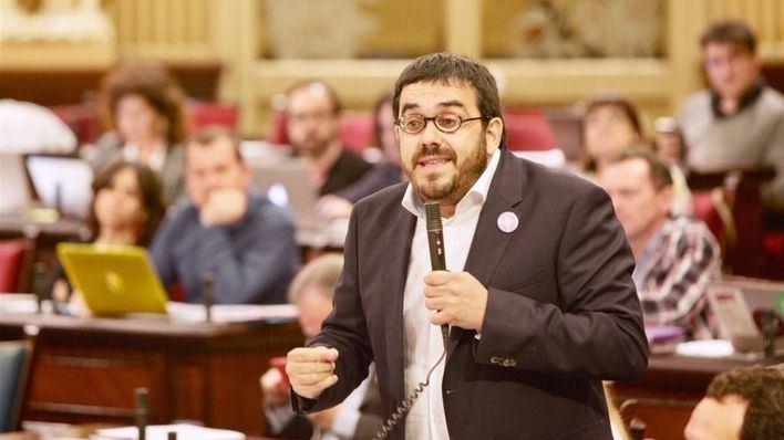El conseller Vidal sobre decreto de la posidonia: