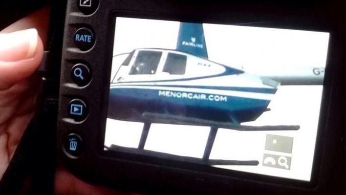 Denuncian vuelos rasos de helicópteros privados en s'Albufera y en Es Trenc