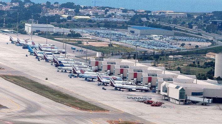 Las aerolíneas preparan un 10,5 por ciento más de asientos para los meses de verano