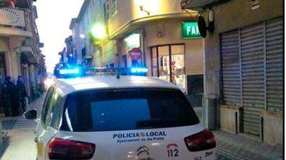Detenido un joven en Sa Pobla por varios robos con fuerza en locales