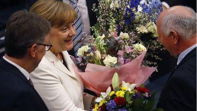 Merkel inicia su cuarto mandato tras el voto favorable del Bundestag