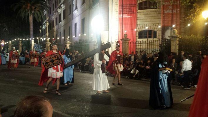 Palma reduce a diez el número de procesiones esta Semana Santa