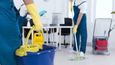 Cerrajería y limpieza: dos servicios fundamentales para una empresa
