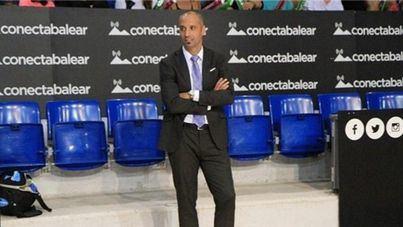El entrenador del Palma Futsal, Antonio Vadillo