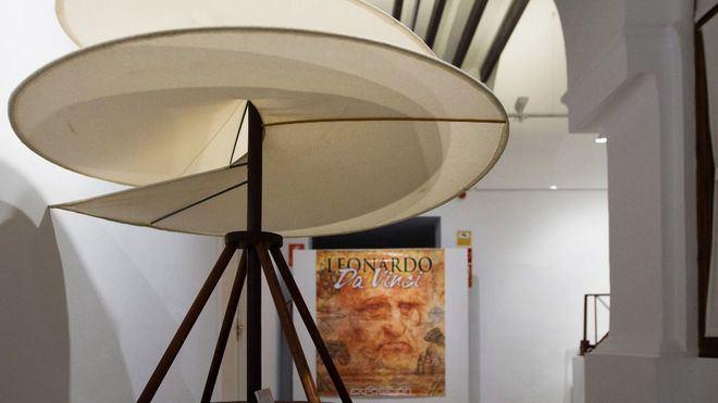 'Los inventos de Da Vinci' llegan al Centro de Historia y Cultura Militar