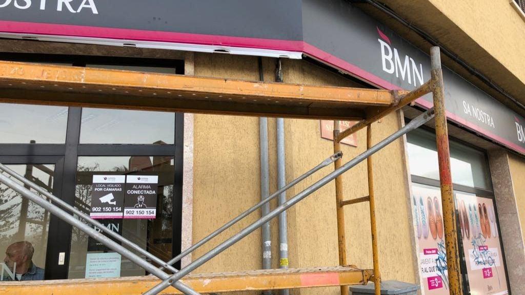 Las oficinas de bmn estrenan la marca bankia a partir del for Oficinas bankia en palma de mallorca