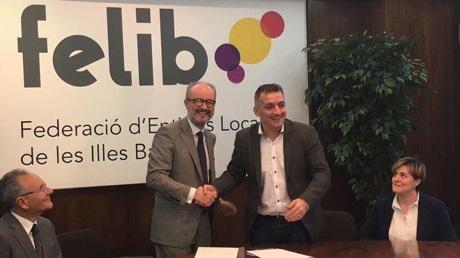 FELIB y Endesa garantizan electricidad a los hogares con menos recursos