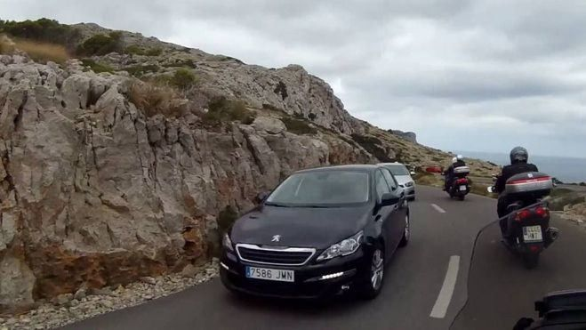 Los municipios de la Serra toman medidas contra la saturación de coches en verano