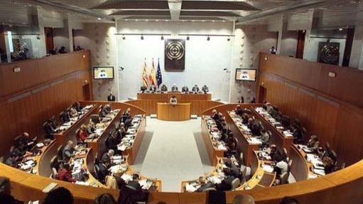 Las Cortes de Aragón piden al Govern balear