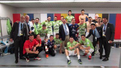 El Palma Futsal hace historia y se mete en semifinales de la Copa