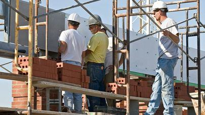 """UGT atribuye la """"grave"""" siniestralidad laboral en la construcción a la falta de prevención de las empresa"""