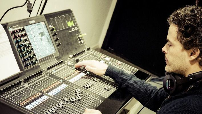 Iker Olabe, productor musical del mejor álbum de clásica MIN 2018