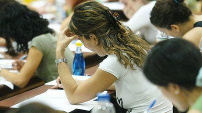 Un total de 605 aspirantes realizan la primera prueba de oposiciones a la CAIB