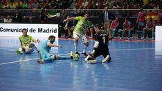 El Palma Futsal se despide de la Copa de España