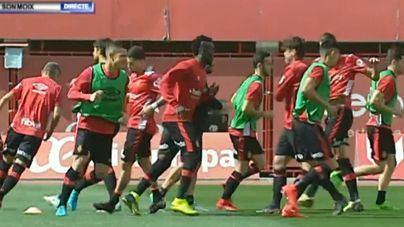 El Mallorca salva un punto ante el Formentera en el minuto 89