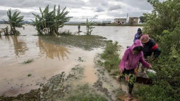 El ciclón 'Eliakim' deja 17 muertos y más de 6.200 desplazados